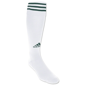 adidas Copa Zone Cushion Socks (Wh/Dgr)