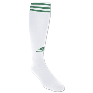 adidas Copa Zone Cushion Socks (Wh/Gr)