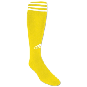 adidas Copa Zone Cushion Socks (Yl/Wh)