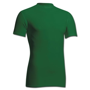 Power-Tek Compression Crew Neck (Dark Green)