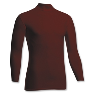 Power-Tek Compression LS Top (Maroon)