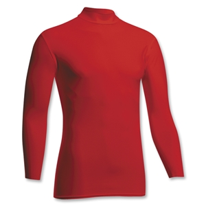 Power-Tek Compression LS Top (Red)