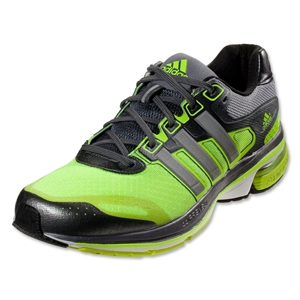 adidas Supernova Glide 5 Running Shoe (Electricity/Metallic Silver/Night Metallic)