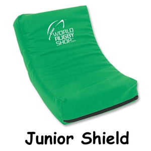 Junior Rugby Shield (Green)