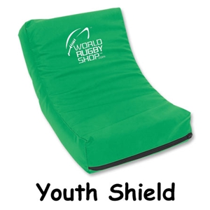 Youth Rugby Shield (Green)