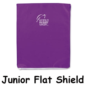 Junior Flat Shield (Purple)