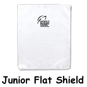 Junior Flat Shield (White)