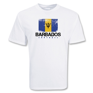 Barbados Football T-Shirt
