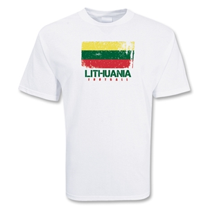 Lithuania Football T-Shirt