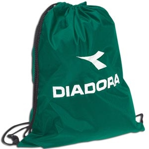 Diadora Derby Nap Sack (Dark Green)