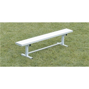 Kwik Goal 6' Sport Bench with Back