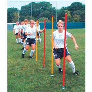 Goal Sporting Goods Indoor Pole Sets, Set of 8