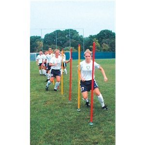 Goal Sporting Goods Outdoor Pole Sets With Spikes,