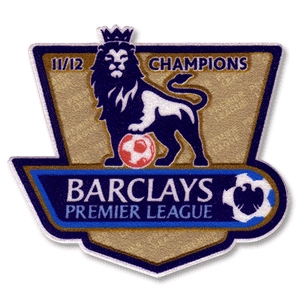 Premier League Patch 11/12 Champions Badge (2)