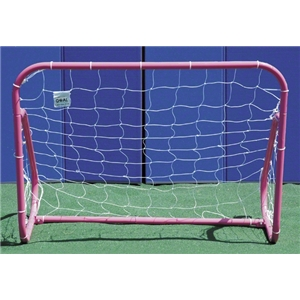 Goal Sporting Goods 3X4 Small-Sided Goal (Pink)