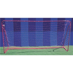 Goal Sporting Goods 6X12 Small Sided Goal w/Ground (Pink)