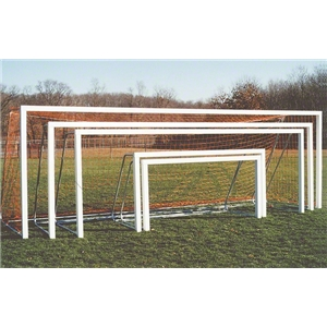 Goal Sporting Goods Official 7X21 Square Aluminum