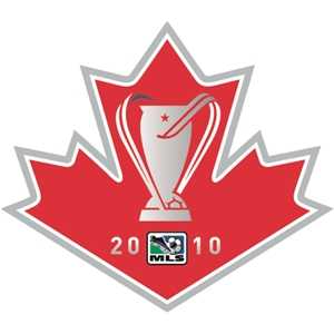MLS Cup 2010 Patch