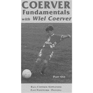 Soccer Fundamentals with Wiel Coerver Video Collection