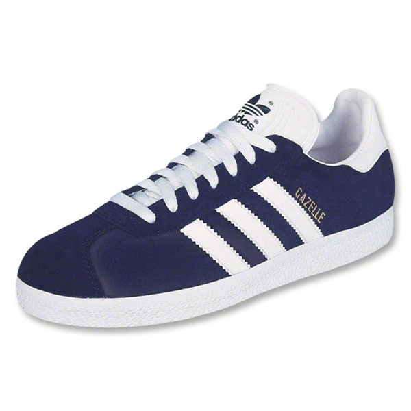 adidas Originals Gazelle 2 Suede Leisure Shoes (Navy)