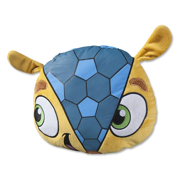 2014 FIFA World Cup Brazil(TM) Fuleco Head Cushion