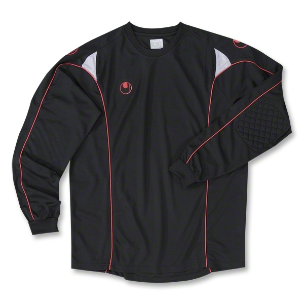 uhlsport Mythos Goalkeeper Jersey (Black)