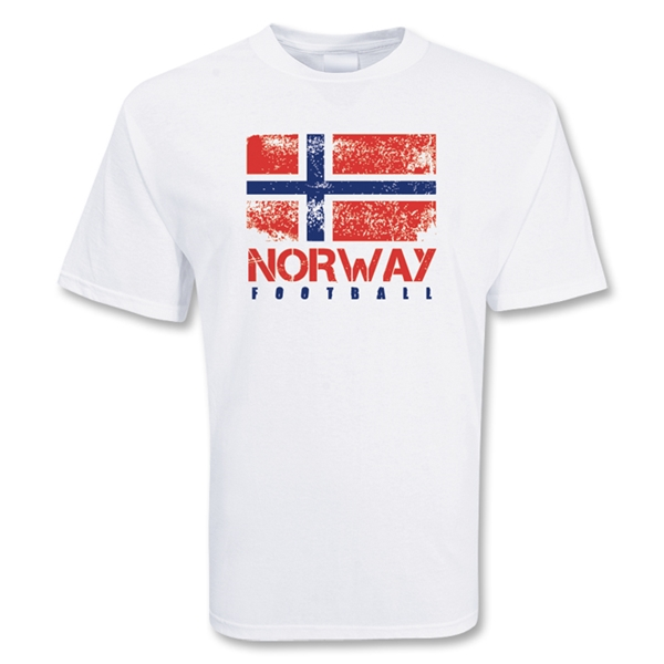 Norway Football T-Shirt