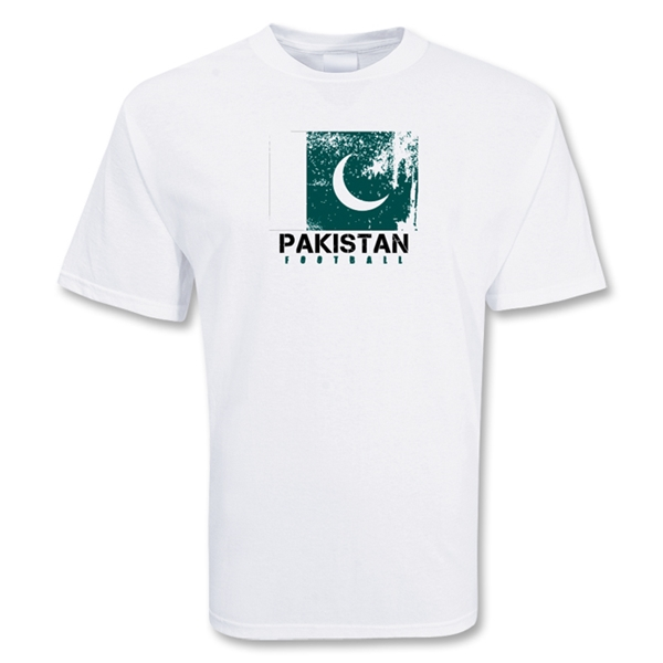 Pakistan Football T-Shirt