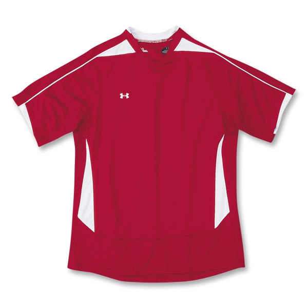 Under Armour Women's Elite Soccer Jersey (Red)