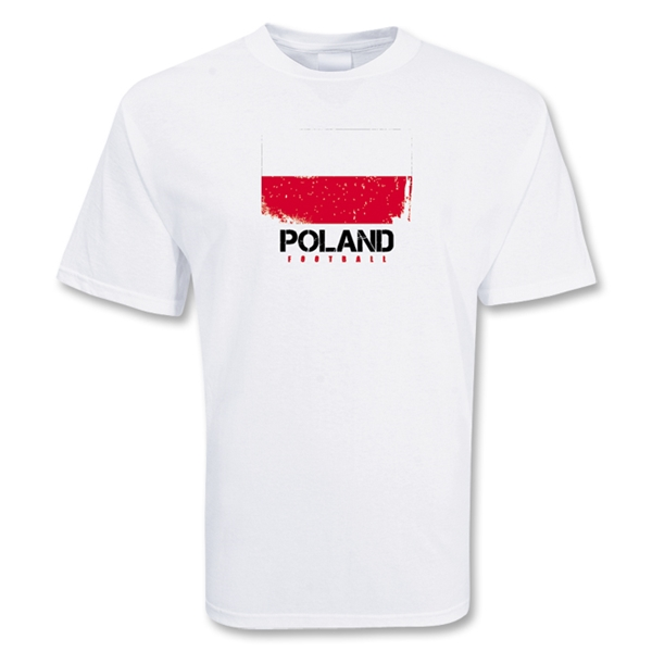Poland Football T-Shirt