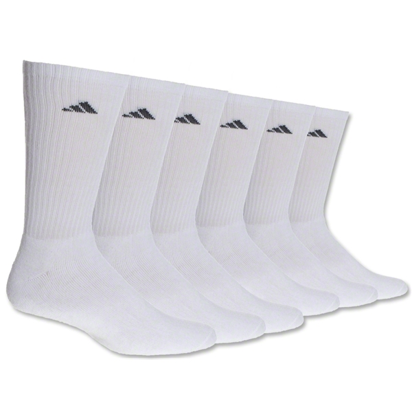 adidas Six-Pack Crew (White)