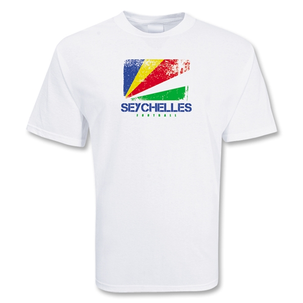 Seychelles Football T-Shirt