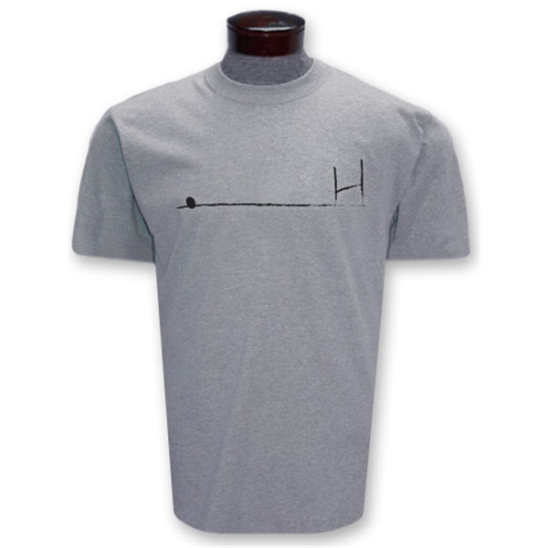 The Winning Score T-Shirt (Gray)