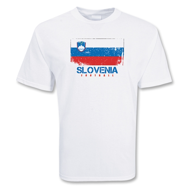 Slovenia Football T-Shirt