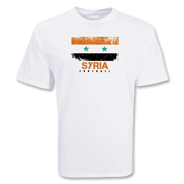 Syria Football T-Shirt