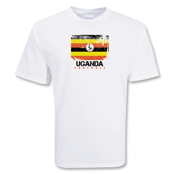 Uganda Football T-Shirt