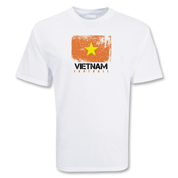Vietnam Football T-Shirt