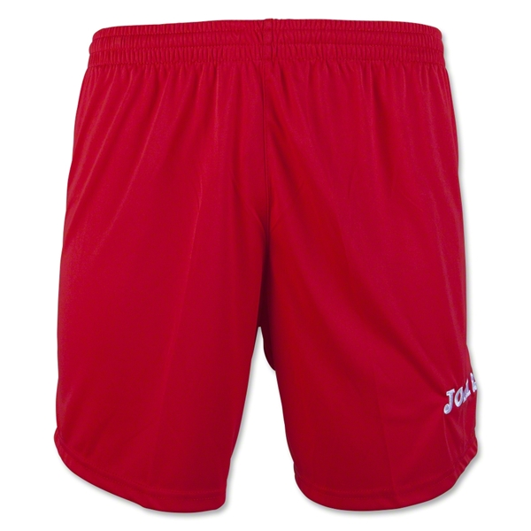 Joma Real Soccer Shorts (Red)