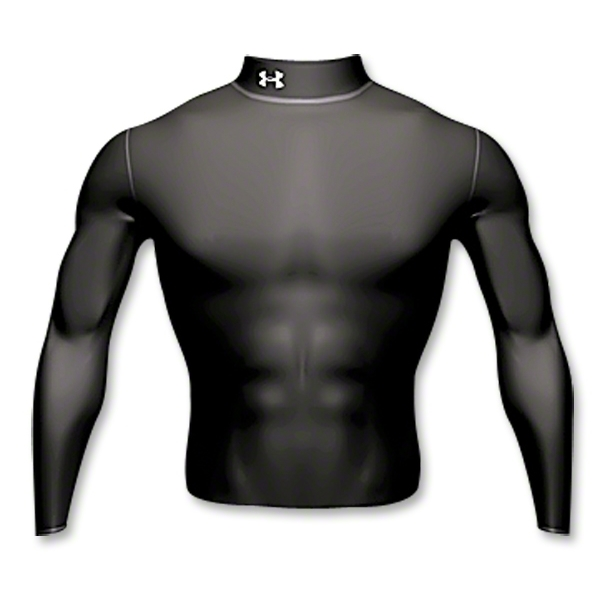 Under Armour Cold Gear Mock (black)