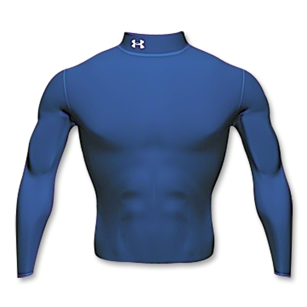 Under Armour Cold Gear Mock (royal)