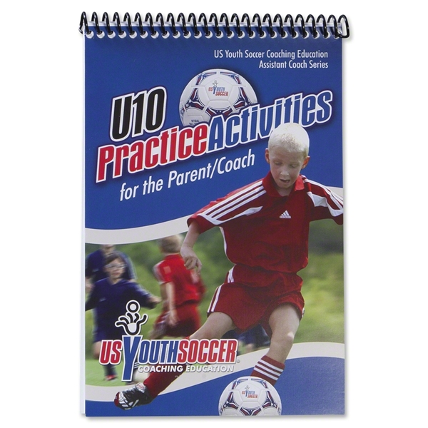 US Youth Soccer Practice Activities-Under 10 years