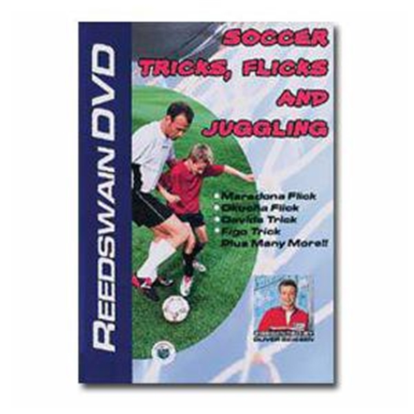 Soccer Tricks, Flicks & Juggling DVD