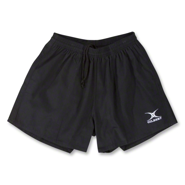 Gilbert Kiwi Rugby Shorts II (Black)