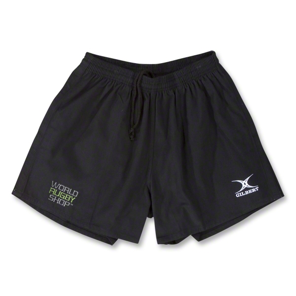 Gilbert World Rugby Shop Kiwi II Short (Black)