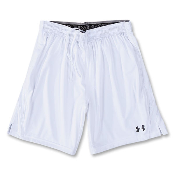 Under Armour Elite Training Shorts (White)