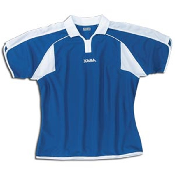 Xara Women's Preston Soccer Jersey (Royal)