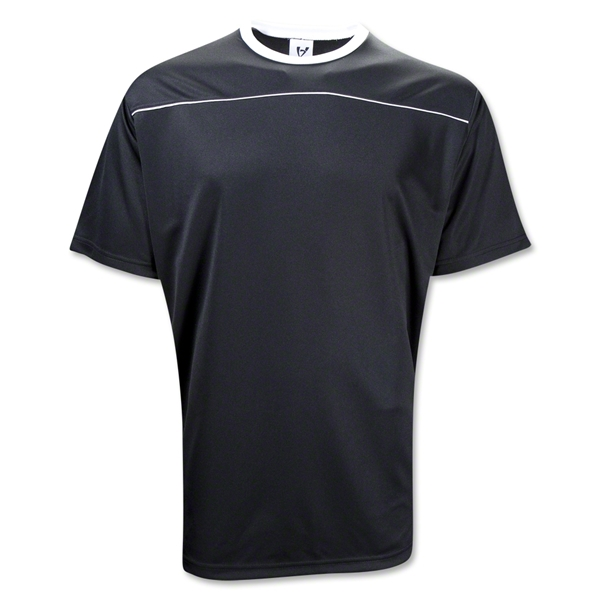 High Five Horizon Soccer Jersey (Blk/Wht)