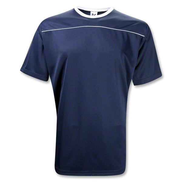 High Five Horizon Soccer Jersey (Navy/White)