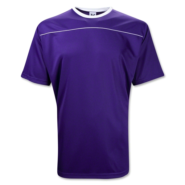 High Five Horizon Soccer Jersey (Pur/Wht)