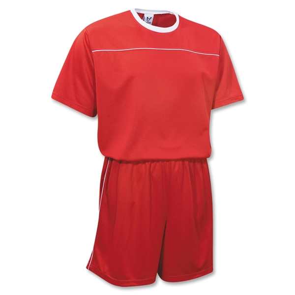 High Five Horizon Soccer Jersey (Sc/Wh)